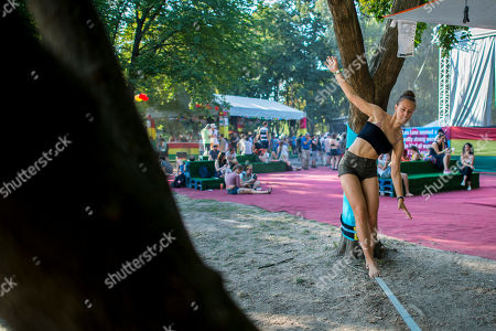 Sziget Festival Day 5 Stock Photos (Exclusive) | Shutterstock