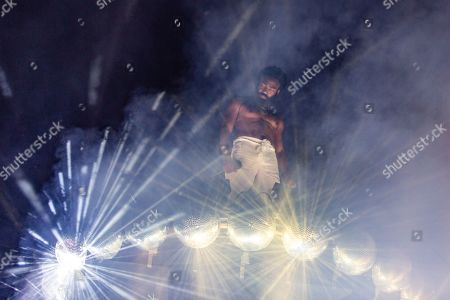 Stock Picture of Donald Glover