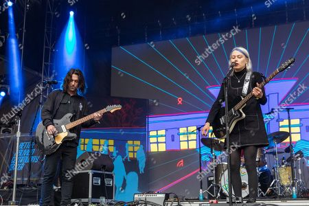 Editorial photo of Outside Lands Music Festival, Day 2, San Francisco, USA - 10 Aug 2019