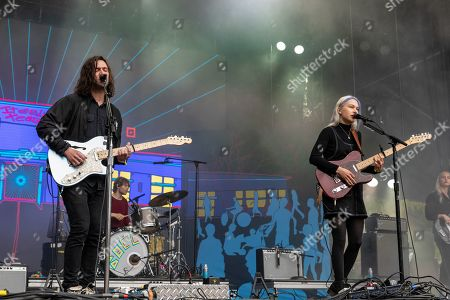 Editorial picture of Outside Lands Music Festival, Day 2, San Francisco, USA - 10 Aug 2019