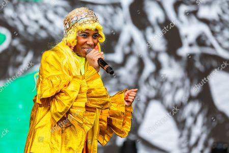 Editorial image of Outside Lands Music Festival, Day 2, San Francisco, USA - 10 Aug 2019