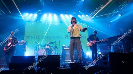 The Charlatans - Martin Blunt, Tim Burgess, Mark Collins and Tony Rogers
