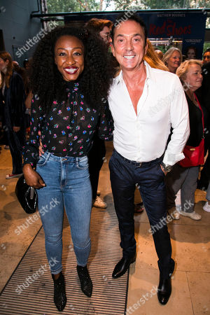 Editorial picture of 'Matthew Bournes Romeo and Juliet' play, Arrivals, Gala Night, London, UK - 11 Aug 2019