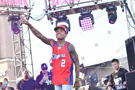 Stock Picture of Kid Ink