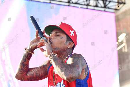 Stock Image of Kid Ink