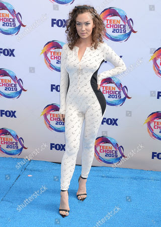Editorial photo of Teen Choice Awards, Arrivals, Los Angeles, USA - 11 Aug 2019