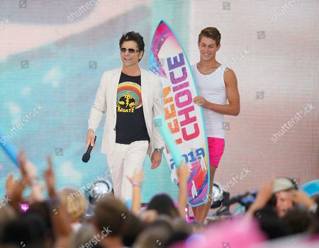 Editorial picture of 2019 Teen Choice Awards - Show, Hermosa Beach, USA - 11 Aug 2019