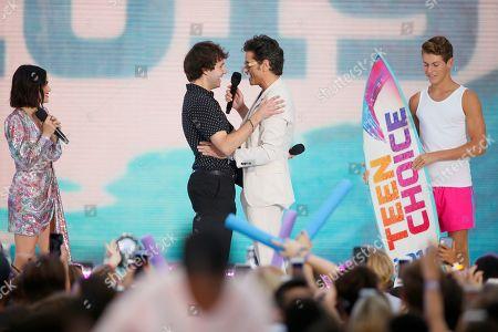 Editorial image of 2019 Teen Choice Awards - Show, Hermosa Beach, USA - 11 Aug 2019
