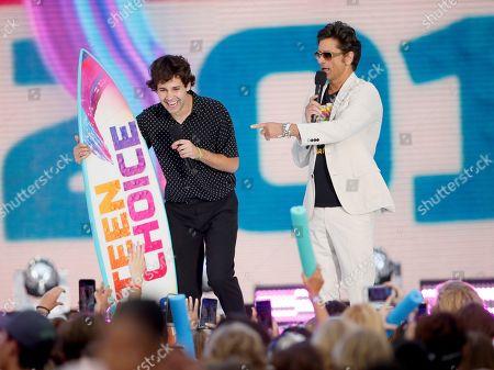 Editorial photo of 2019 Teen Choice Awards - Show, Hermosa Beach, USA - 11 Aug 2019