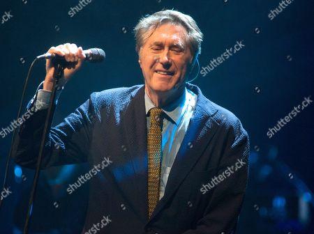 Bryan Ferry in concert at The Met, Philadelphia