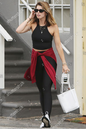 Katherine Schwarzenegger out and about, Los Angeles