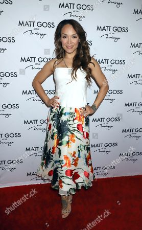 Stock Image of Mayte Garcia