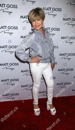 Editorial picture of Matt Goss 10 year anniversary as a Las Vegas Headliner, Mirage Hotel and Casino, Nevada, USA - 11 Aug 2019