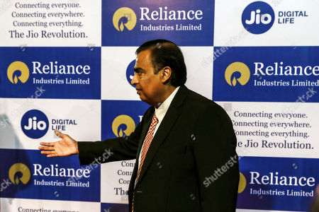 Reliance Industries Ltd Stock Pictures, Editorial Images and