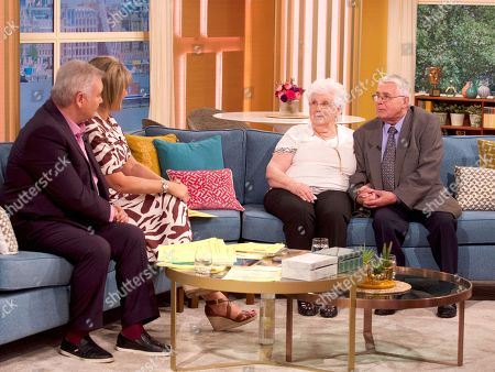 Editorial image of 'This Morning' TV show, London, UK - 12 Aug 2019