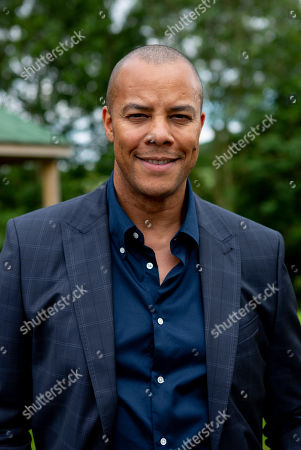 Ep 8564 Tuesday 13th August 2019 - 1st Ep Ellis, as played by Asan N'Jie, is shocked when a potential client is this mysterious figure from his past, his father Al Chapman, as played by Michael Wildman.