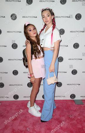 Editorial photo of Beautycon festival, Los Angeles, USA - 11 Aug 2019