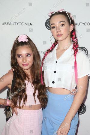 Editorial image of Beautycon festival, Los Angeles, USA - 11 Aug 2019