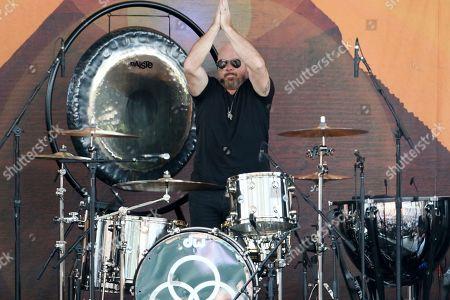 Jason Bonham's Led Zeppelin Experience performs at Ameris Bank Amphitheatre, in Atlanta