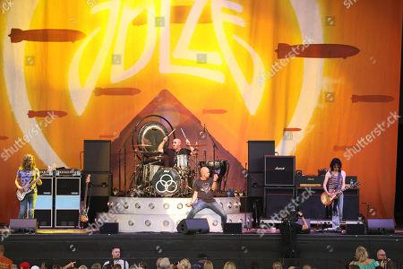Editorial photo of Jason Bonham's Led Zeppelin Experience In Concert - , Atlanta, USA - 11 Aug 2019