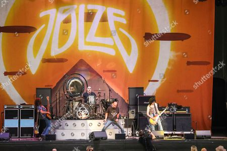 Editorial image of Jason Bonham's Led Zeppelin Experience In Concert - , Atlanta, USA - 11 Aug 2019