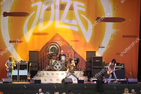 Editorial picture of Jason Bonham's Led Zeppelin Experience In Concert - , Atlanta, USA - 11 Aug 2019