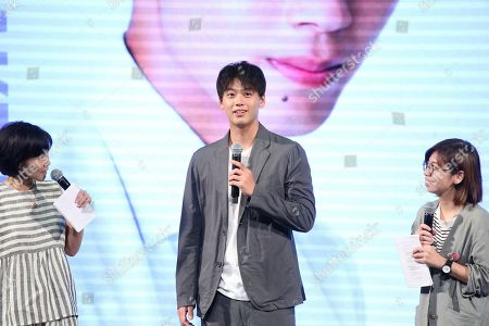Editorial picture of Ryoma Takeuchi fan meeting conference, Taipei,Taiwan - 11 Aug 2019