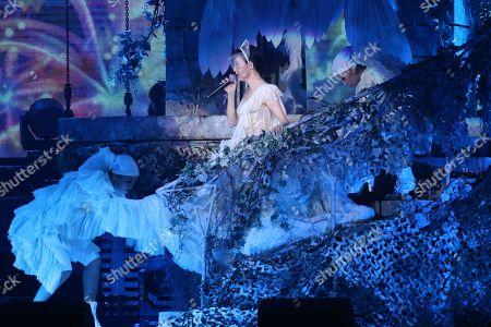 Stock Photo of Vivian Chow