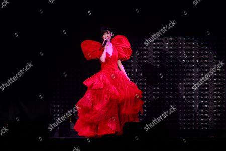 Stock Image of Vivian Chow