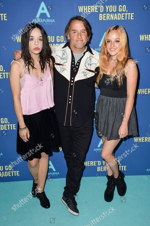 Editorial picture of 'Where'd You Go Bernadette' film screening, Arrivals, Metrograph Theater, New York, USA - 12 Aug 2019