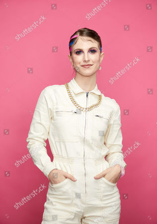 Editorial image of Beautycon Festival, Portrait Studio, Day 2, Los Angeles, USA - 11 Aug 2019