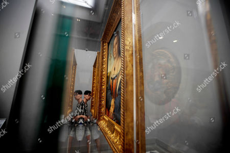 Editorial photo of Museum Politics, Florence, Italy - 06 Aug 2019