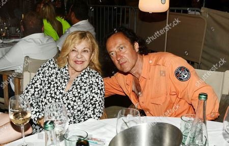 Nicoletta and Jean Christophe Molinier