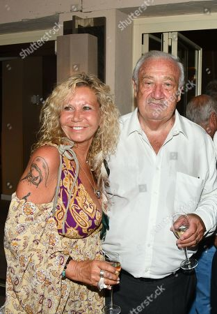 Fiona Gelin and Marcel Campion