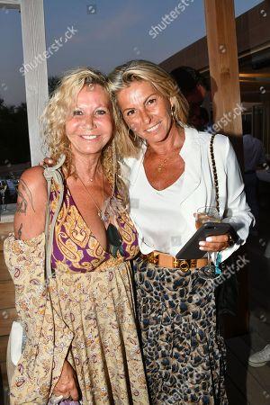 Fiona Gelin and Caroline Margeridon