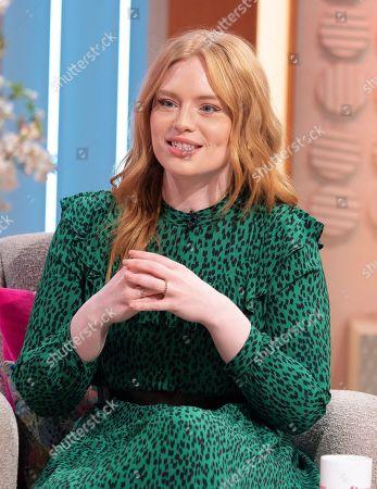 Editorial photo of 'Lorraine' TV show, London, UK - 13 Aug 2019
