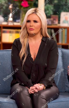 Editorial image of 'This Morning' TV show, London, UK - 13 Aug 2019