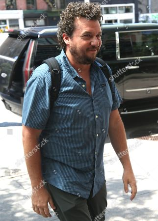 Editorial image of Danny McBride out and about, New York, USA - 12 Aug 2019