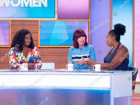 Editorial image of 'Loose Women' TV show, London, UK - 13 Aug 2019