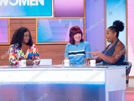 Editorial picture of 'Loose Women' TV show, London, UK - 13 Aug 2019