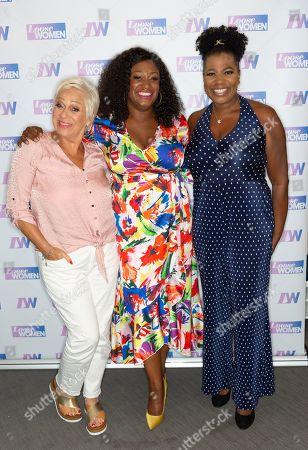 Editorial photo of 'Loose Women' TV show, London, UK - 13 Aug 2019