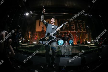 Volbeat - Rob Caggiano, Michael Poulsen, Kaspar Boye Larsen