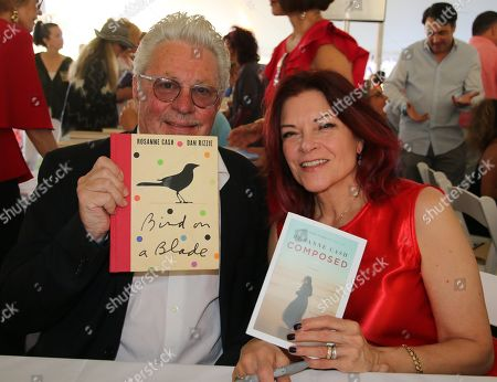 Dan Rizzie and Roseanne Cash