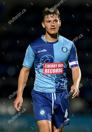 Editorial photo of Wycombe Wanderers v Reading, EFL Carabao Cup football match, Adams Park, UK - 13 Aug 2019