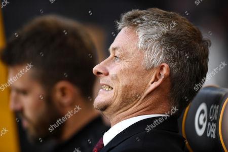 Ole Gunnar Solskjaer manager of Manchester United.