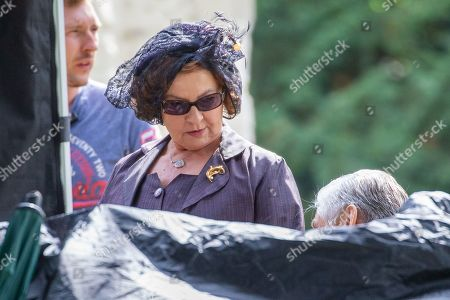 Stock Image of Tessa Peake-Jones