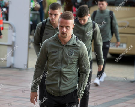 Stock Photo of Celtic v Cluj, Champions League. Celtic Leigh Griffiths