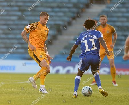 Editorial image of Gillingham v Newport County - Carabao Cup 1st Round - 13 Aug 2019