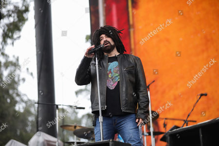 Stock Image of Counting Crows - Adam Duritz