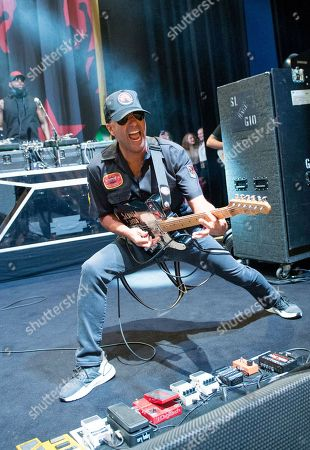 Prophets Of Rage - Tom Morello of Rage Against The Machine and DJ Lord of Public Enemy